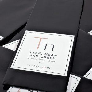 pure groene thee van een mooie kwaliteit