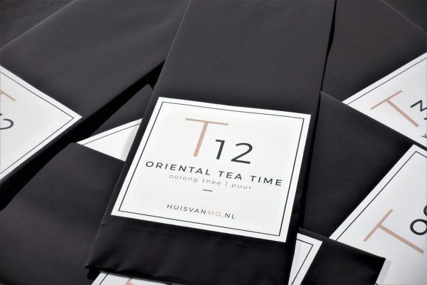 heerlijke groene oolong thee, ti kuan yin, een zeer hoogwaardige thee
