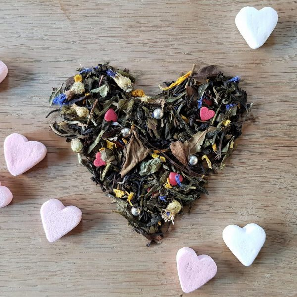 Dit is echt thee vol liefde, deze T14 YOU ARE MY CUP OF TEA