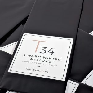 heerlijke winterthee, deze T35 A WARM WINTER WELCOME