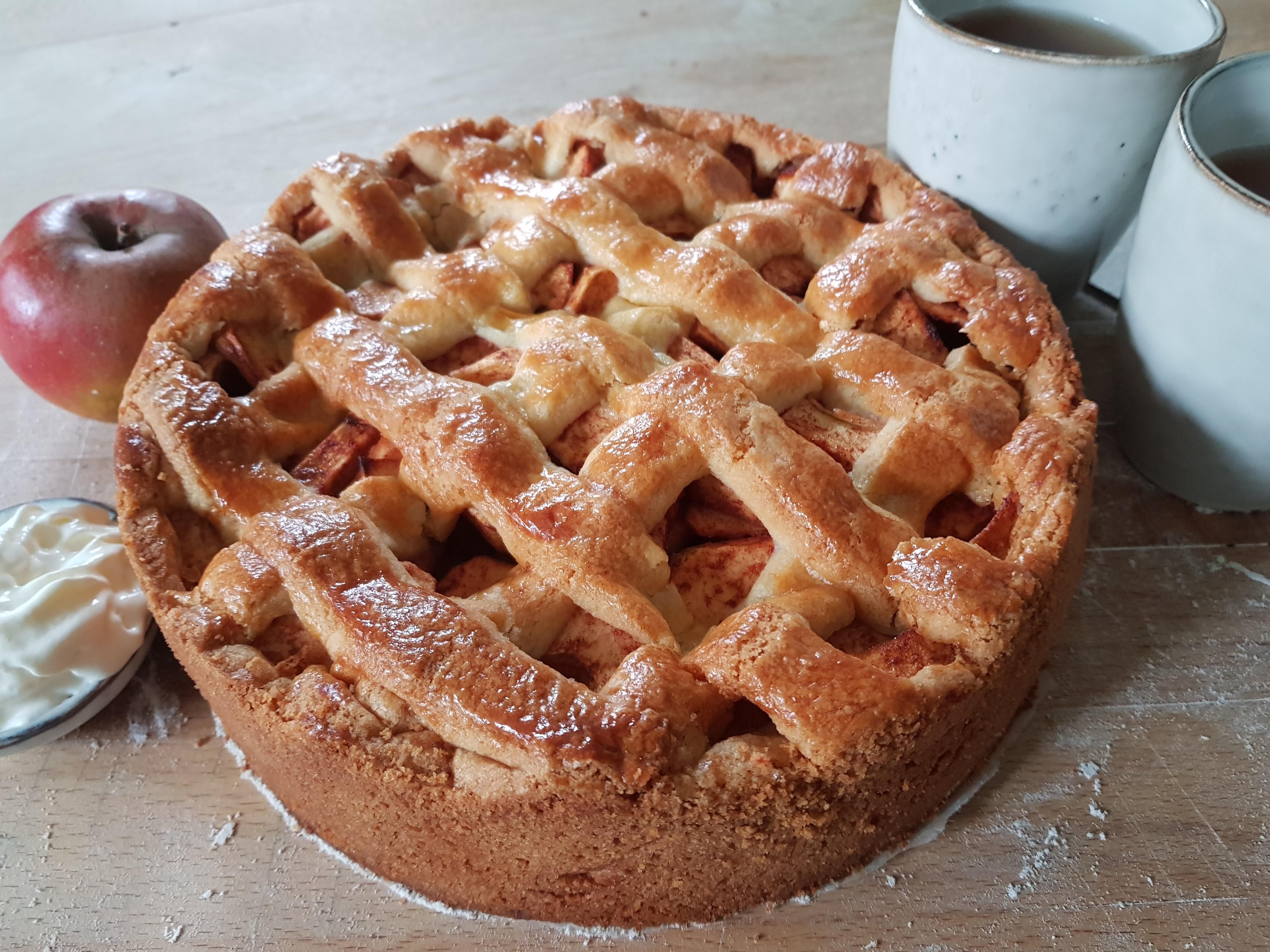zelfgebakken taart Hét ultieme recept voor heerlijke zelfgebakken hollandse  zelfgebakken taart