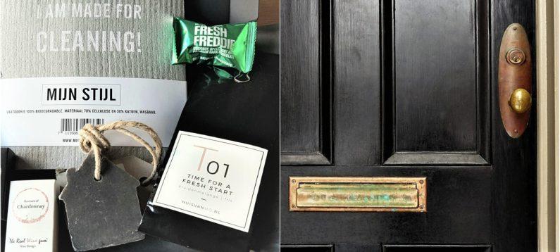 categorie nieuw huis kado met brievenbus
