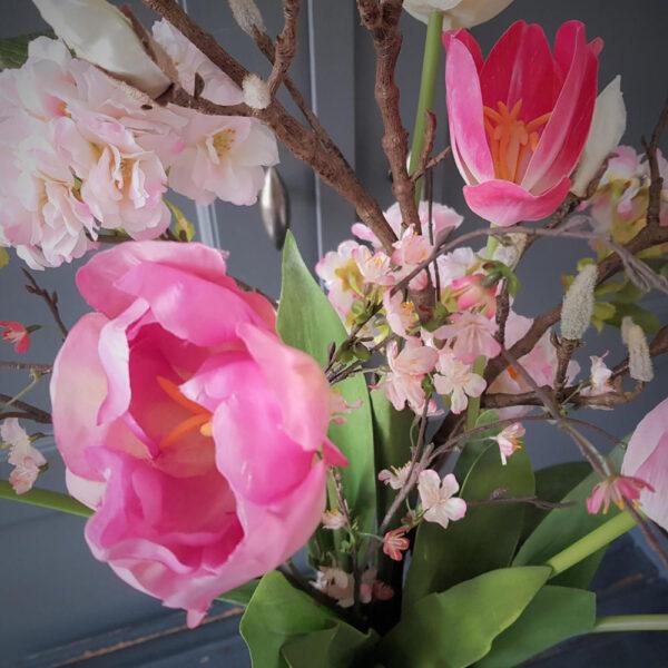 diverse tulpen